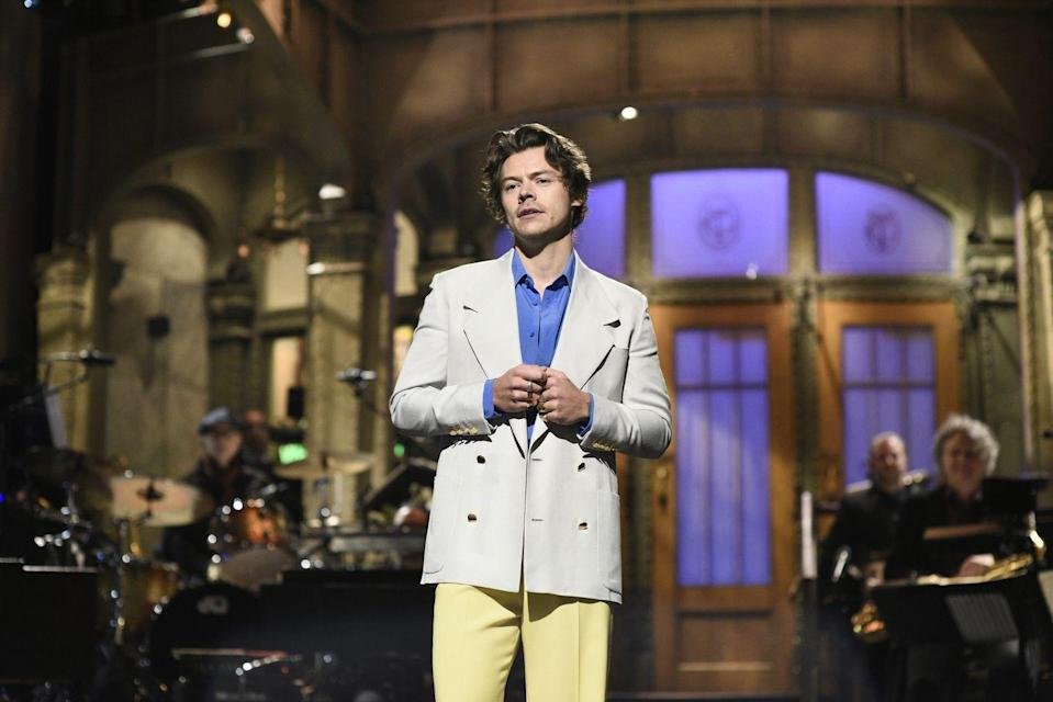 "<p>Height: 6'0""</p><p>He was the tallest member of One Direction. </p>"