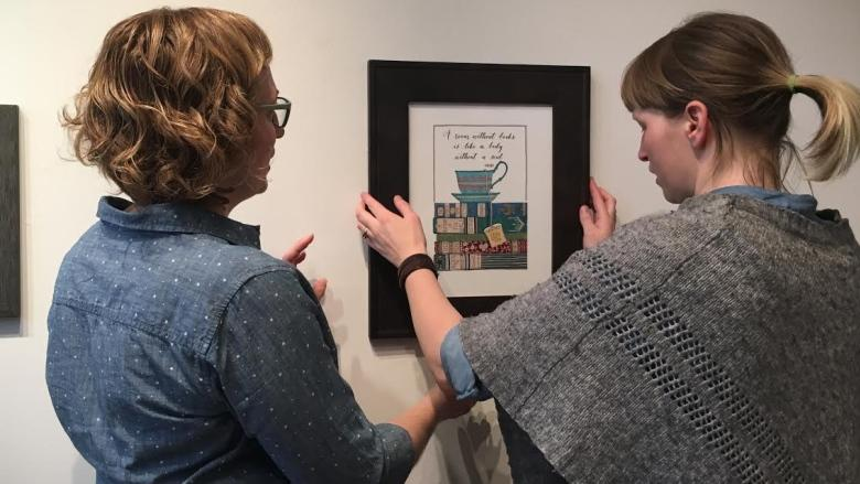 'A chance to show them as the art that they are': P.E.I. illustrators showcase original artworks