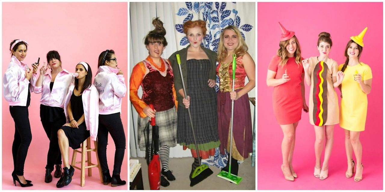 Costume ideas for groups -  P As Much As We Love Celebrating Halloween With Our A Rel