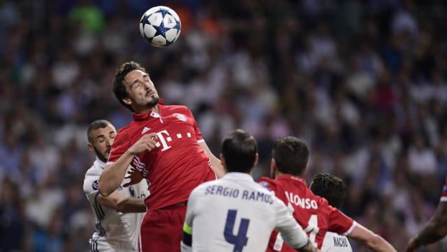 <p>Much of the talk focused on Robert Lewandowski's absence in the first leg but, aside from his coolly taken penalty, the Polish striker played a fairly peripheral role at the Bernabeu.</p> <br><p>The same cannot be said for Hummels who was a defensive colossus for Bayern, blocking every shot that came his way and heightening their aerial security from set pieces.</p> <br><p>Sadly, he and Jerome Boateng could do nothing against the numerical disadvantage in the end but both Germans can hold their heads up high after stellar performances in the Spanish capital.</p>