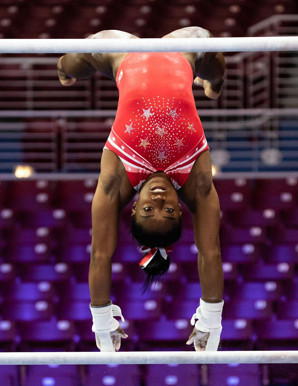 Simone Biles is poised to be the face of the Tokyo Games.