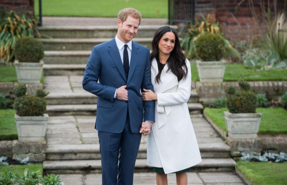 Meghan Markle and Prince Harry will reportedly marry on May 26th. Photo: Getty Images