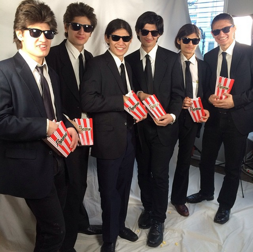 Inside The Bizarre Life Of The 'Wolfpack' Kids