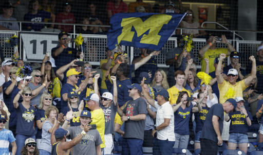 MI  makes most of second chance with CWS Finals berth