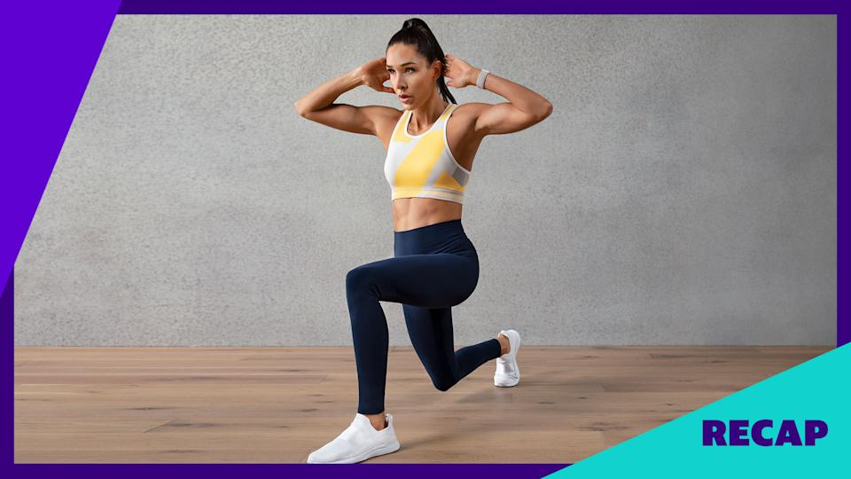 Kayla Itsines's 5-Day Fitness Challenge: catch all 5 workouts here
