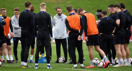 Southgate's side are continuing to evolve (AFP/Getty Images)