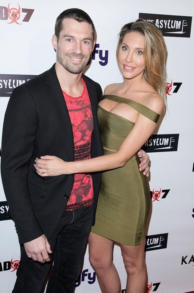 Chloe and her fiance James got engaged in 2012. Source: Getty Images.