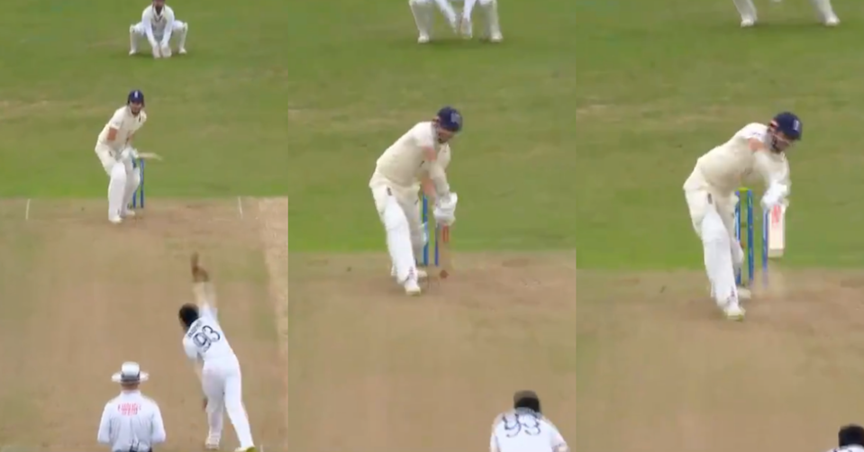 Watch: Jasprit Bumrah Knocks Over James Anderson With An Unplayable Inswinging Yorker