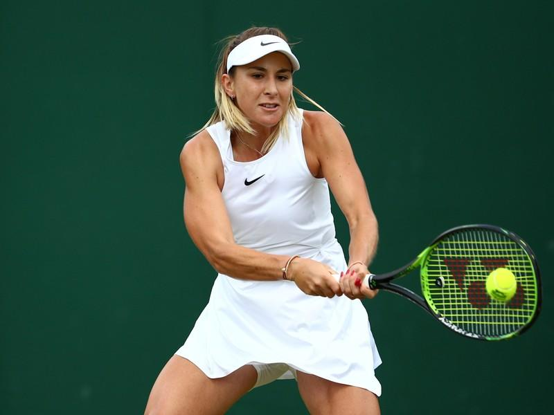 Bencic and Rublev victorious in Moscow