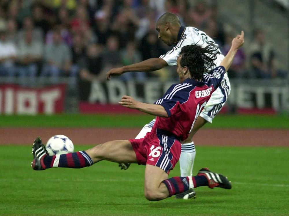 A revitalised Anelka sunk Bayern (Getty)