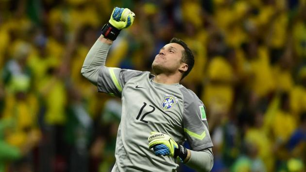 <p>Former Inter and Brazil star Julio Cesar retires from football</p>