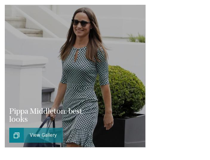 Pippa Middleton: best looks