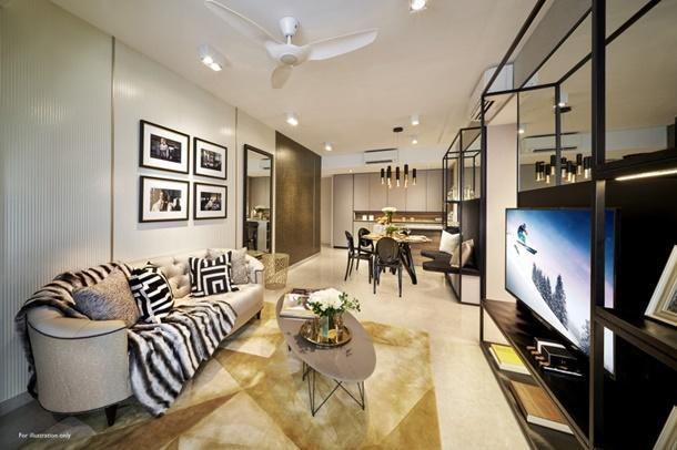 smart home in the tapestry singapore