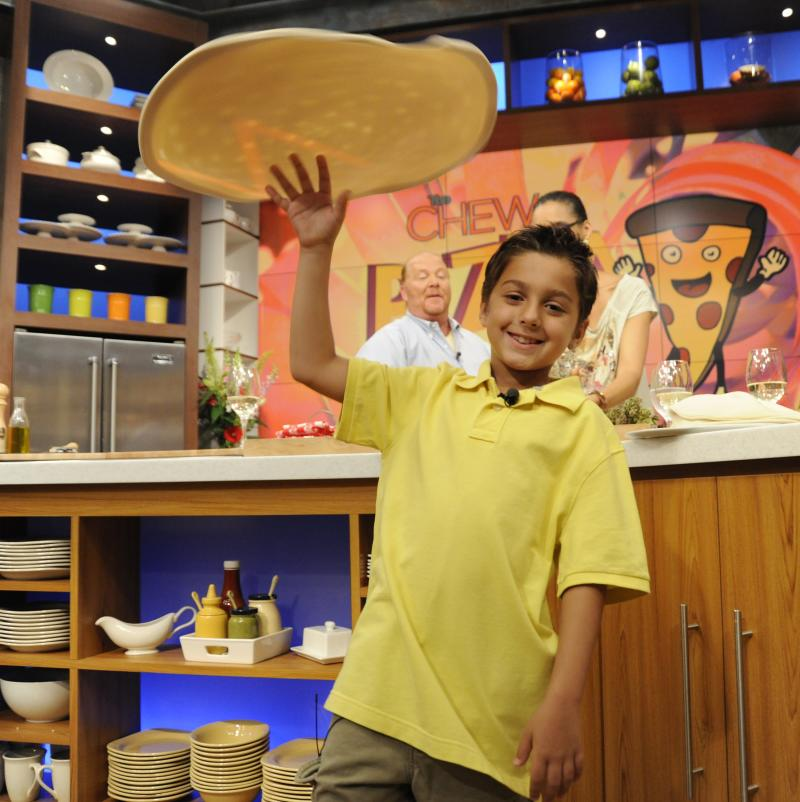 Watch These Viral Kids Toss Pizza Dough Like the Professionals They Are