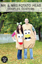 """<p>Here's a couple's costume that's totally appropriate (and creative!) for teens.</p><p><strong>Get the tutorial at <a href=""""https://www.inspirationmadesimple.com/2012/10/meet-mr-mrs/"""" rel=""""nofollow noopener"""" target=""""_blank"""" data-ylk=""""slk:Inspiration Made Simple"""" class=""""link rapid-noclick-resp"""">Inspiration Made Simple</a>.</strong></p><p><a class=""""link rapid-noclick-resp"""" href=""""https://www.amazon.com/Tan-Acrylic-Felt-72-yard/dp/B01ENI8RN6/ref=sr_1_1_sspa?tag=syn-yahoo-20&ascsubtag=%5Bartid%7C10050.g.22118522%5Bsrc%7Cyahoo-us"""" rel=""""nofollow noopener"""" target=""""_blank"""" data-ylk=""""slk:SHOP TAN FELT"""">SHOP TAN FELT</a></p>"""