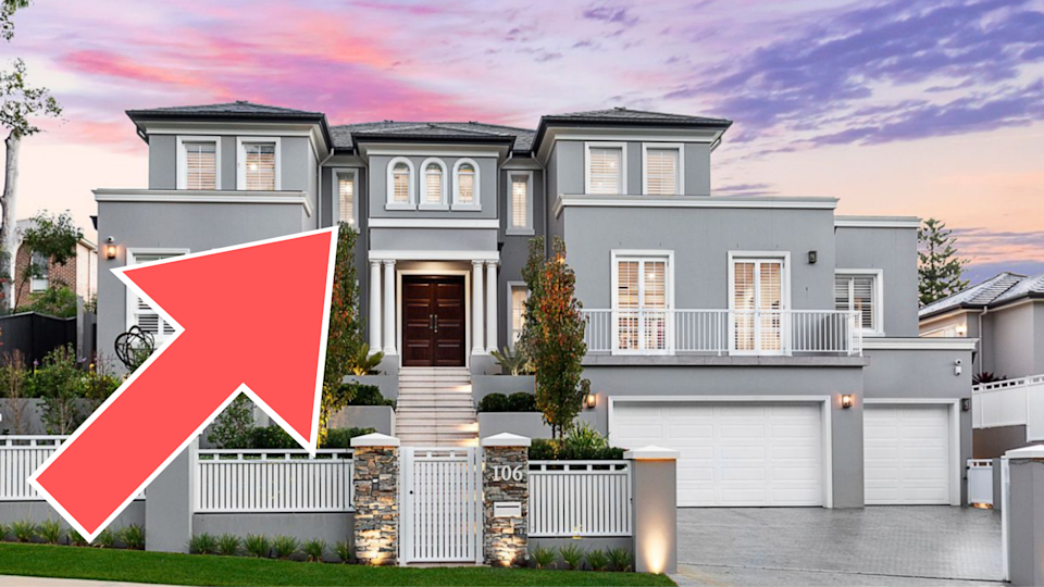 This is Australia's most-viewed house. Image: Realestate.com.au, Guardian Realty