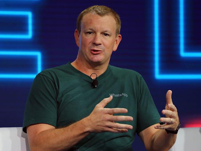 Brian Acton WhatsApp