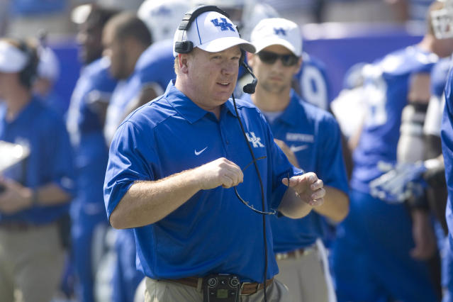 Doc 5: College football teams that could learn from their Sweet 16 counterparts -- No. 2 Kentucky