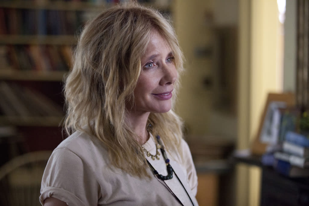 "Rosanna Arquette in the ""Girls"" Season 2 episode, ""Video Games."""
