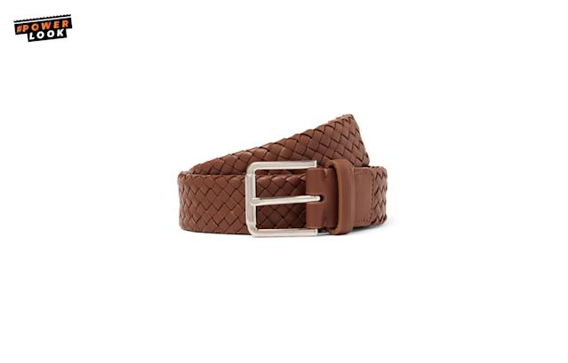 "<p><span>""I'm really digging brown leather woven belts for the summer. They go with most summer-appropriate colored trousers like seersucker or plain white linen pants to chino cotton pants."" <em><a href=""https://www.instagram.com/MotiAnkari/"" rel=""nofollow noopener"" target=""_blank"" data-ylk=""slk:Moti Ankari,"" class=""link rapid-noclick-resp"">Moti Ankari,</a> The Metro Man Fashion Blog</em></span><br><span>Loro Piana Brown Woven Leather Belt, <a href=""https://www.mrporter.com/en-us/mens/loro_piana/3cm-brown-woven-leather-belt/818324"" rel=""nofollow noopener"" target=""_blank"" data-ylk=""slk:$895"" class=""link rapid-noclick-resp"">$895</a></span><br><a href=""http://mrporter.com"" rel=""nofollow noopener"" target=""_blank"" data-ylk=""slk:mrporter.com"" class=""link rapid-noclick-resp""><span>mrporter.com</span></a> </p>"