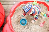 "<p>Spending time in the sandbox is a childhood tradition. Sandboxes provide outlets for pretend play, <a href=""https://soeonline.american.edu/blog/stem-vs-steam"" rel=""nofollow noopener"" target=""_blank"" data-ylk=""slk:STEAM"" class=""link rapid-noclick-resp"">STEAM</a> play, and help build minor motor skills, all at the same time. In your kids' sandbox, they become amateur explorers seeking lost treasures, baby architects building the next great skyscraper, sculptors shaping forms, and scientists studying bugs. They are one of the few playscapes that are relatively inexpensive and also provide such a diverse range of play modes. </p><p>You might think that sandboxes are just the traditional wooden shape, but nowadays there are options with covers in case a summer storm comes through, umbrellas to keep your kids safe from the sun, as well as options for babies, toddlers, and bigger kids, too. We've dug through reviews, played in boxes with our kids, and did a ton of price comparisons to find the 10 best kids' sandboxes for every family and budget. </p>"