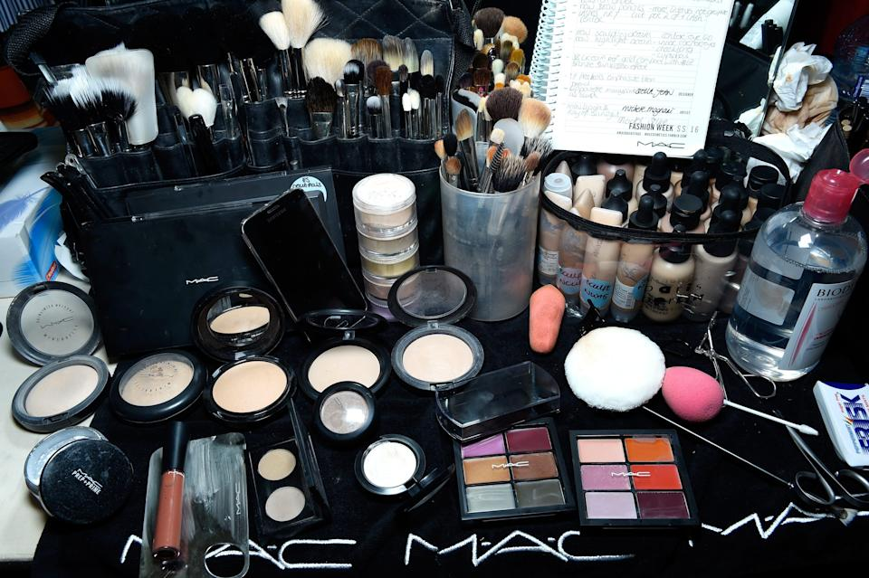The outlook for spending on beauty products looks promising.