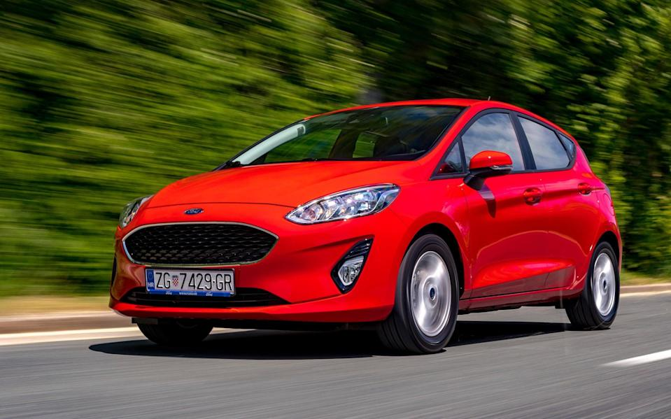 Ford Fiesta Active 1.0 EcoBoost Hybrid 125 DCT - Getty Images