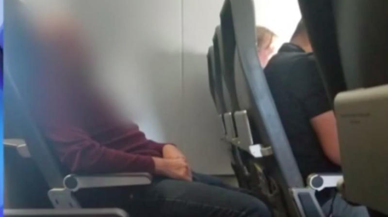Airline Passenger Arrested After Allegedly Harassing Woman And Peeing On Seat