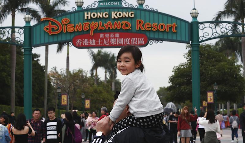 Boss of Hong Kong Disneyland Resort Samuel Lau to step down