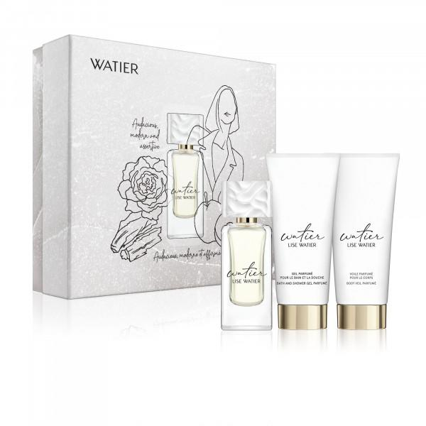 One inhale of the Watier Set uncovers notes of pink pepper, leather musk and Tuscan rose.