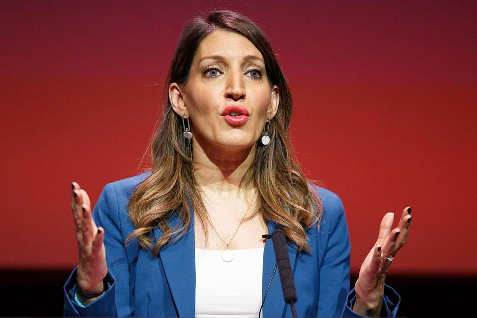 Tooting MP Dr Rosena Allin-KhanGetty Images