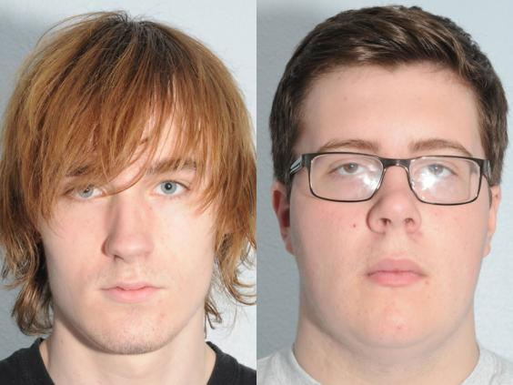 Thomas Wyllie and Alex Bolland were jailed for planning a Columbine-style attack at their school in Yorkshire (North East CTU)