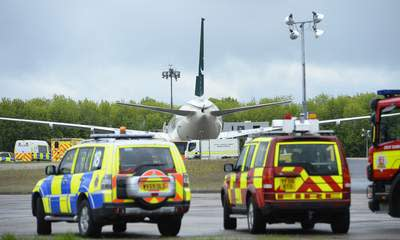 Stansted: Fighter Jets Scrambled To Plane