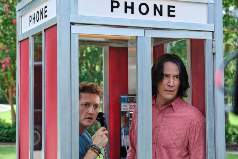 Bill & Ted Face the Music Orion Pictures First Look Alex Winter Keanu Reeves Kid Cudi2