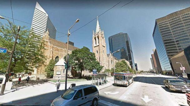 PHOTO: The Diocese of Cleveland is located on East 9th Street in downtown Cleveland. (Google Maps)