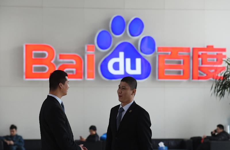 Baidu tops revenue estimates with strong app traffic