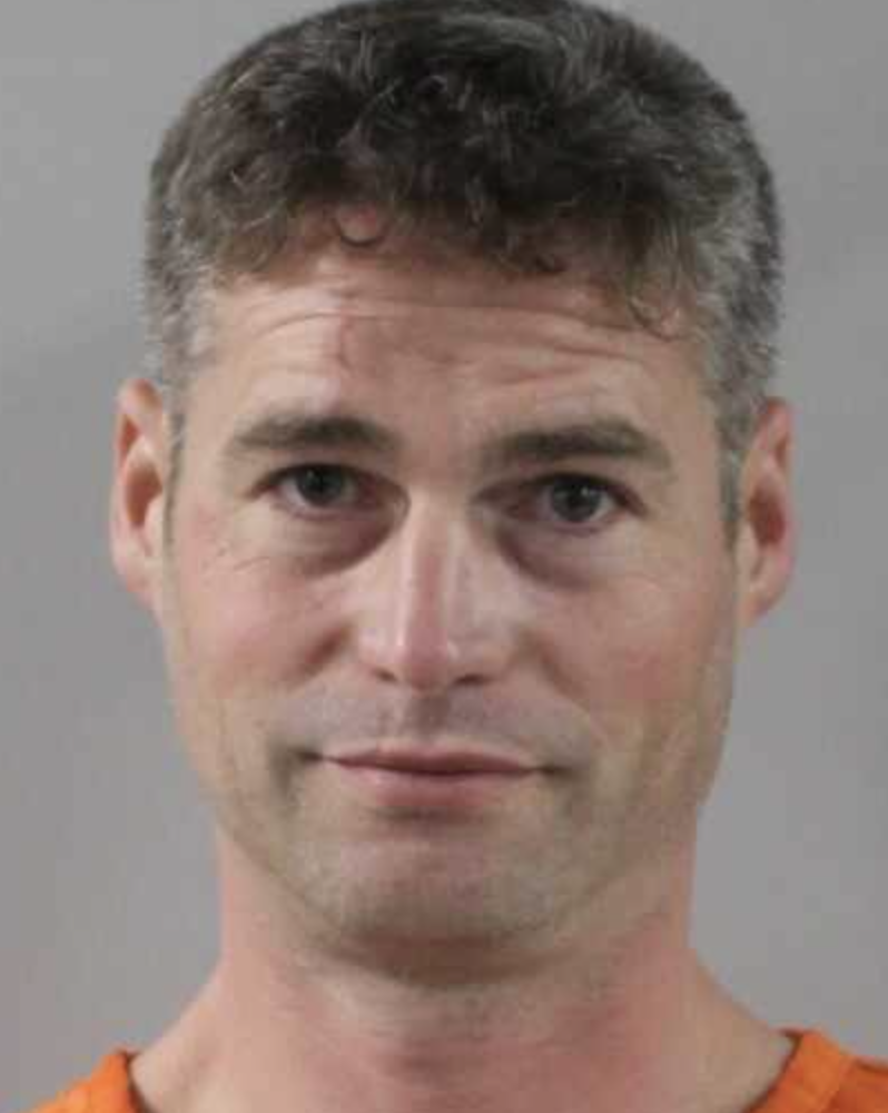 Shaun Runyon has been charged with three counts of murder. Source: Polk County Sheriff's Office