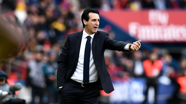 Unai Emery wants to ensure Paris Saint-Germain do not lose their focus after exiting the Champions League given a treble is still possible.