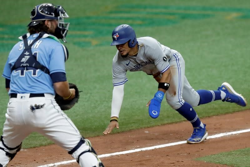 Blue Jays vanquish World Series champs in D.C. as COVID-19 roils league