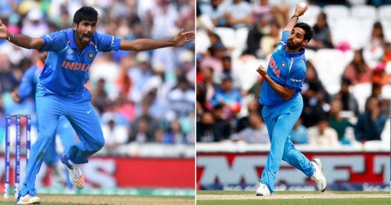 Bumrah and Bhuvi - Jewel in the Indian crown