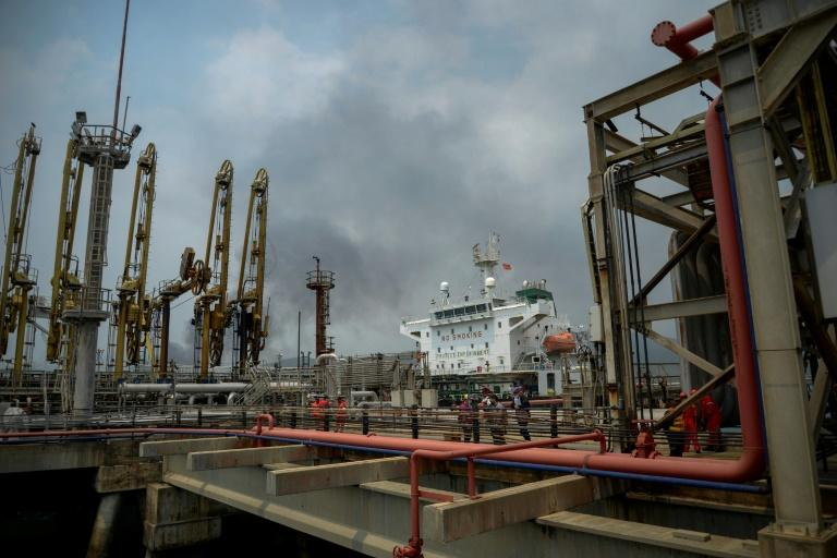 The Fortune is the first of five Iranian tankers carrying much-needed gasoline and oil derivatives to Venezuela
