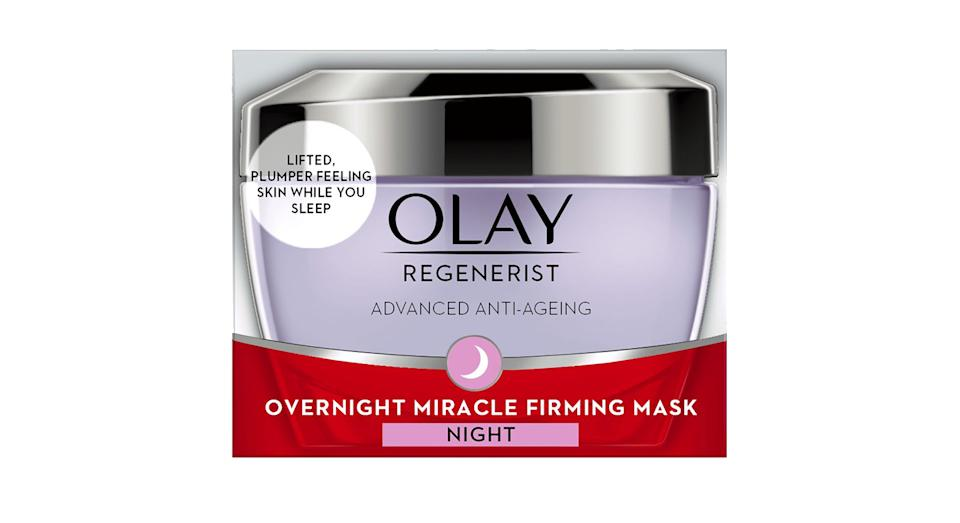 Olay Regenerist Overnight Miracle Firming Face Mask