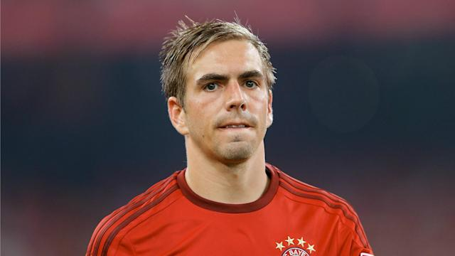 Bayern Munich must be careful not to be caught out by Real Madrid's counter-attacks in their Champions League tie, says Philipp Lahm.