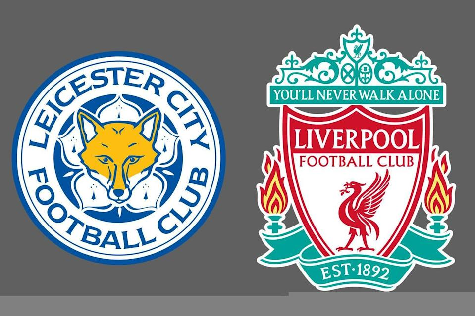 Leicester City-Liverpool