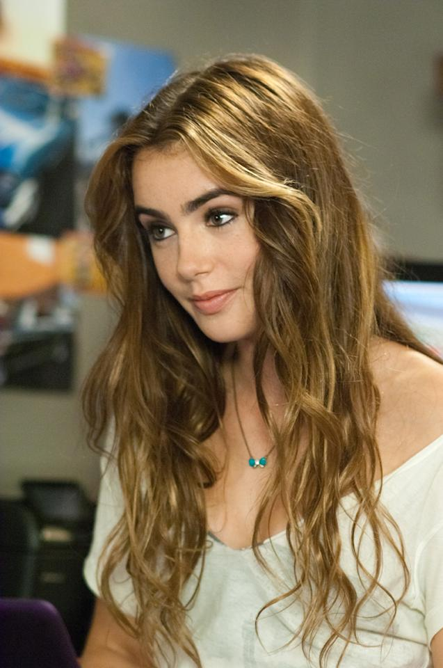 "<a href=""http://movies.yahoo.com/movie/contributor/1808953432"">Lily Collins</a> in Lionsgate's <a href=""http://movies.yahoo.com/movie/1810180299/info"">Abduction</a> - 2011"