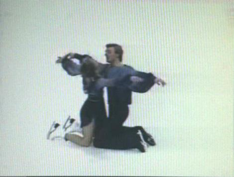 Fans' favourite Olympic moments: Torvill & Dean