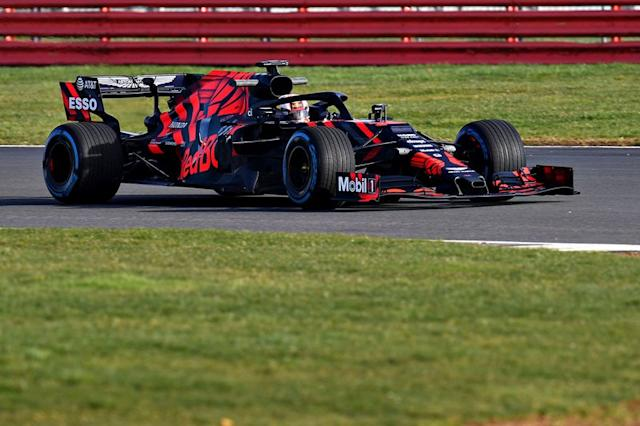 """Red Bull Racing RB15 2019 <span class=""""copyright"""">Red Bull Content Pool</span>"""