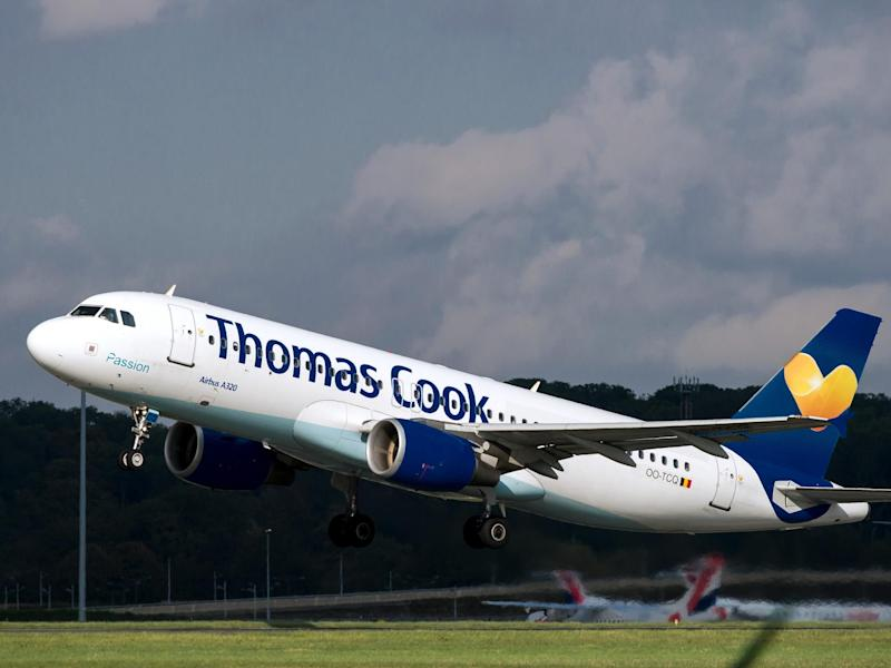 The government could be forced to pay to bring an estimated 180,000 Thomas Cook customers back to the UK: AFP/Getty