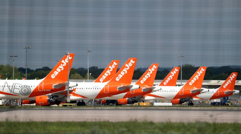 Two easyJet directors resign after board wins battle with founder