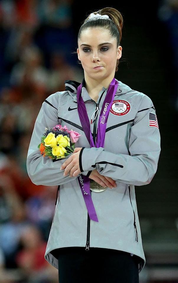"""<p><b>3. """"Bitter: Party of Two""""</b><br> We adore the """"McKayla is not impressed"""" meme that pokes fun at gymnast McKayla Maroney's sourpuss expression when she was accepting her silver medal. So let's have the first loser (er ... we mean runner-up) interview other famous also-rans to get their take on coming in second.</p>"""